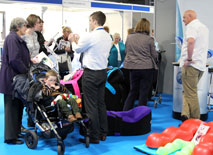 exhibitors at a kidz exhibitions