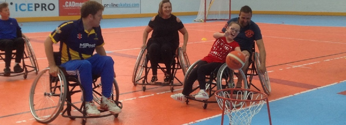 K2A Wales wheelchair basketball 3