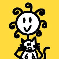Curly Hair logo