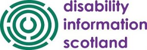 Disability Information Scotland logo