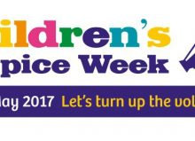 Children's Hospice Week 2017 logo