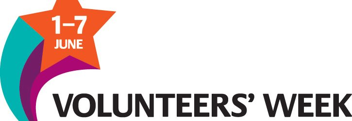 Volunteers Week header