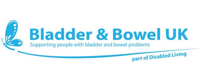 bladder and bowel uk logo