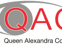 Queen Alexandra College Scotland logo header
