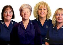 4 newlife nurses