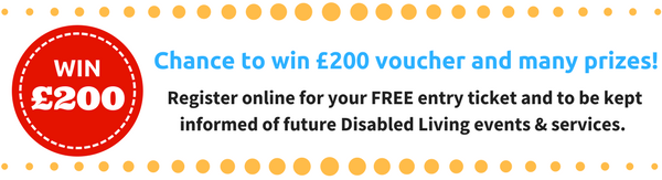 chance to win £200 banner
