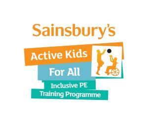 sainsburys active kids for all logo