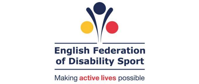 english fed of disability sport logo