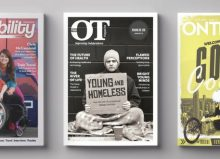 posability magazine - ot magazine - ontrack front covers