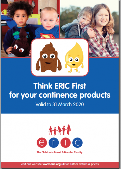 eric catalogue front cover