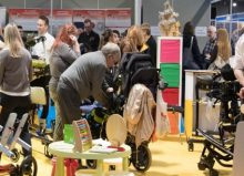 Exhibition stand photo