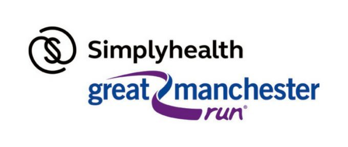 great manchester run 2018 logo