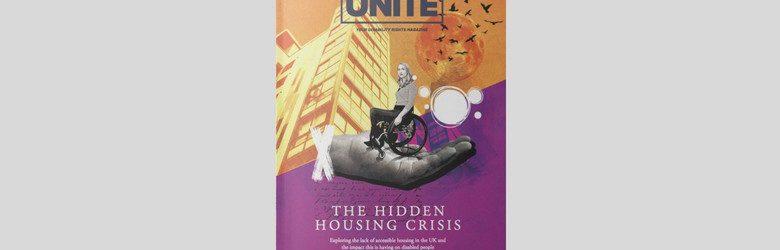 unite magazine front cover