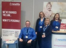 newlife team at kidz exhibitions
