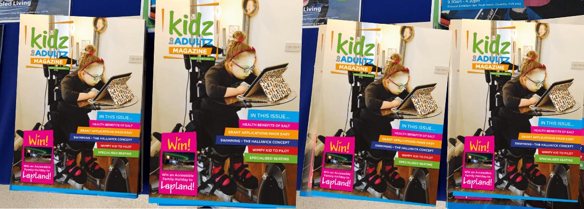 kidz to adultz magazine covers