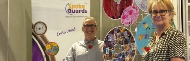 spokeguards staff stood at their stand