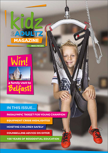 Kidz to Adultz Magazine May 2019