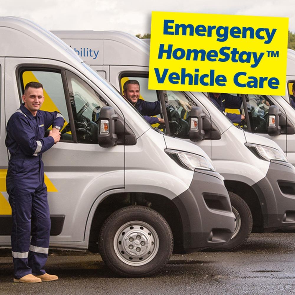 emergency homestay vehicle care image