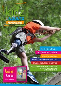 kidz to adultz magazine cover edition 7