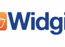 widgit logo header