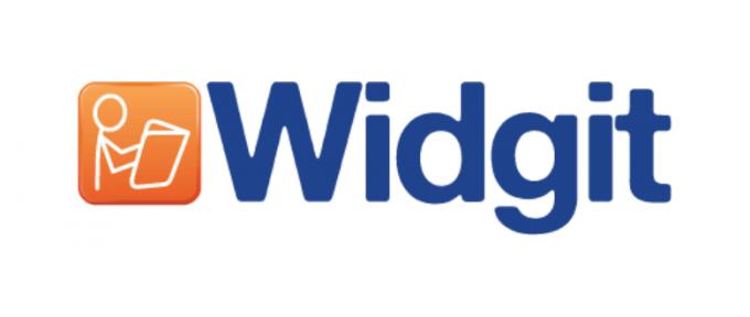 widgit logo header