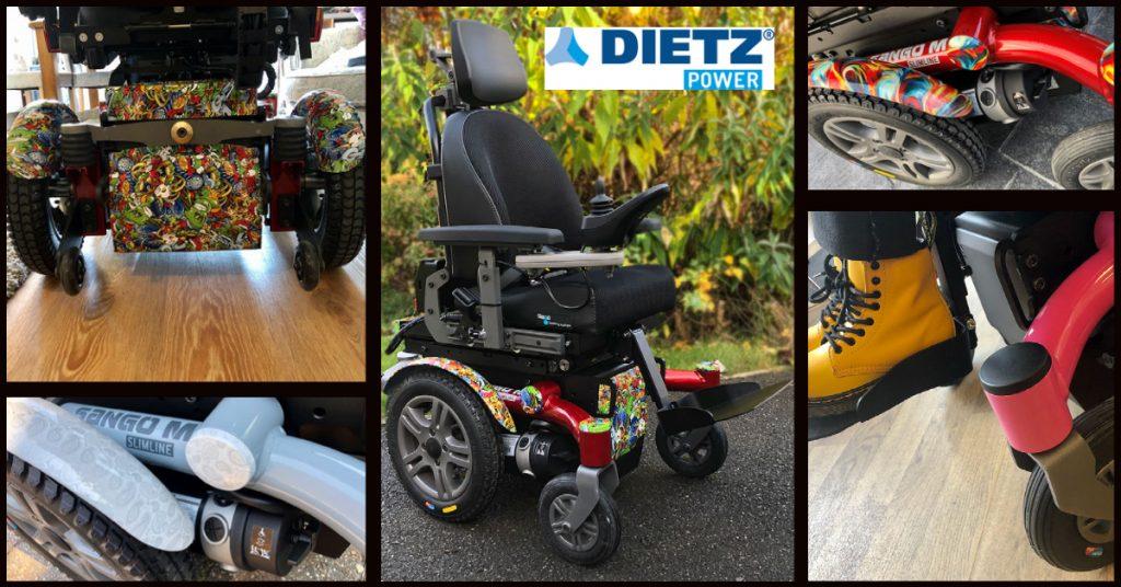 Dietz Powerchair