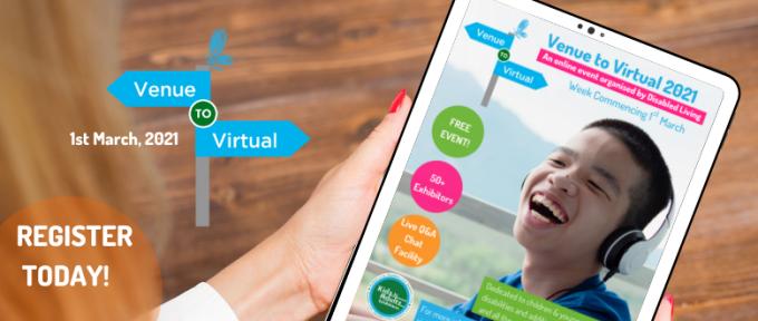 Venue to Virtual logo