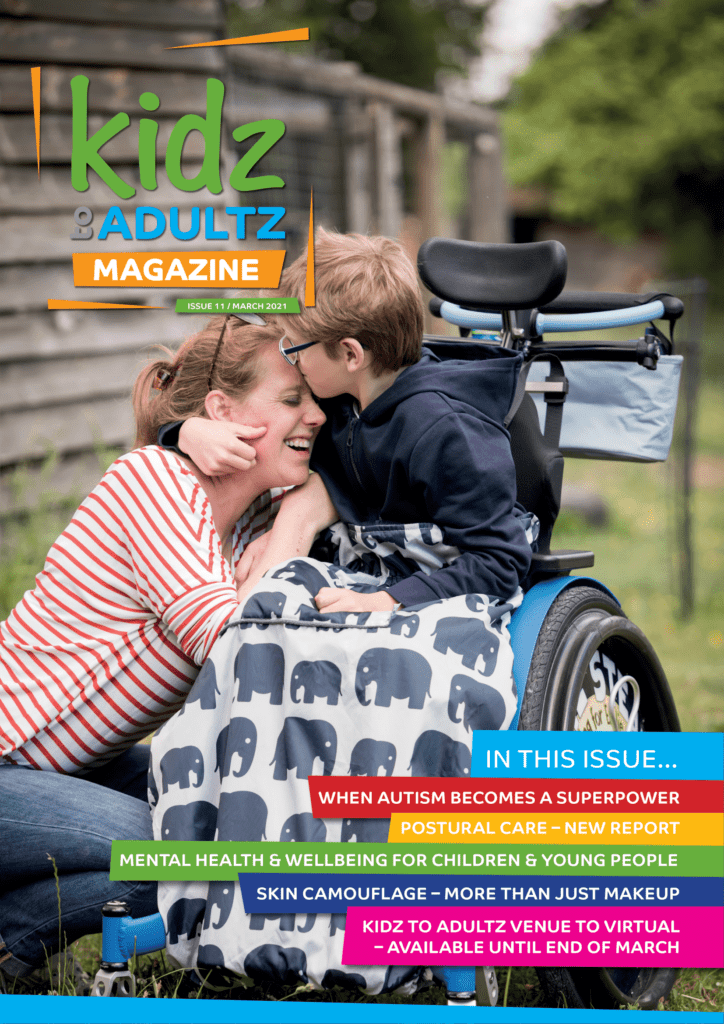 Kidz to Adultz Magazine Cover Issue 11