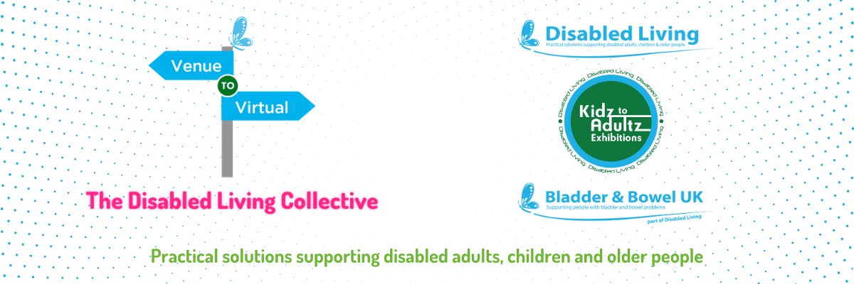disabled living collective logos
