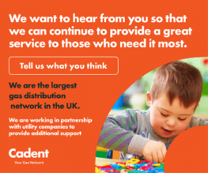cadent gas survey for parents